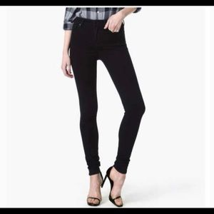 NWT- women's joes jeans sz 25 black